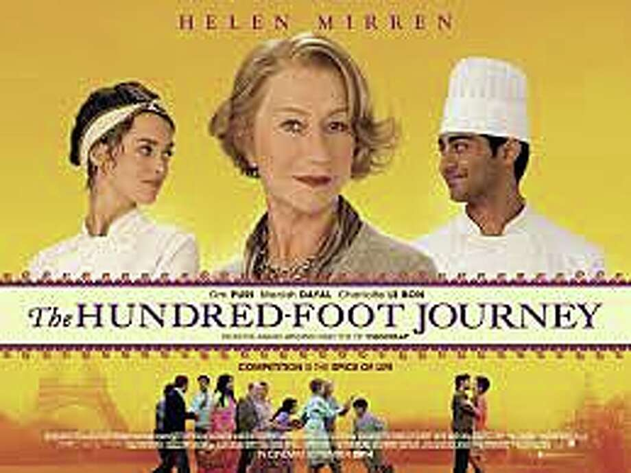 "Helen Mirren stars in the new movie, ""The Hundred-Foot Journey,"" now playing in area theaters. Photo: Contributed Photo / Westport News"
