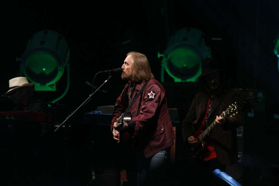 Tom Petty and the Heartbreakers perform on the Lands End stage at Outside Lands Music Festival in Golden Gate Park on August 09, 2014 in San Francisco, CA. Photo: Craig Hudson, The Chronicle