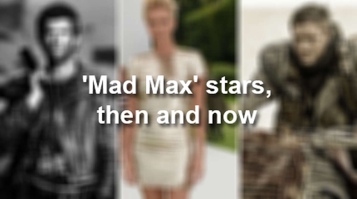 'Mad Max' stars, then and now