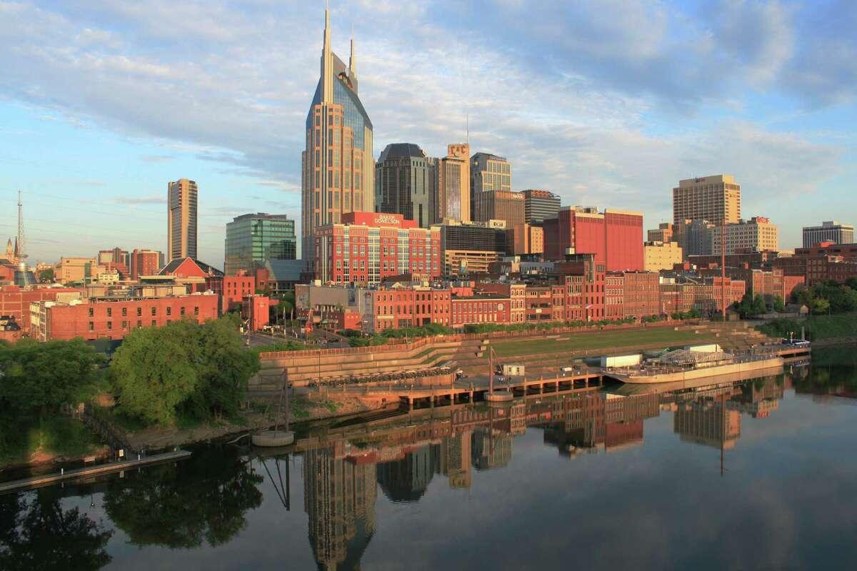 9. Nashville.