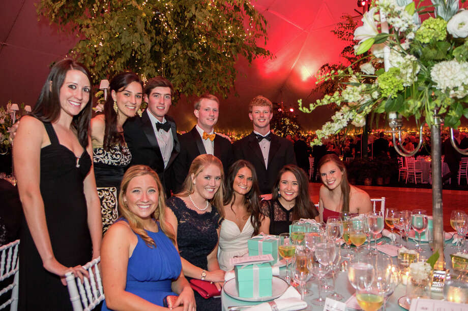 Were You Seen at the National Museum of Racing and Hall of Fame 38th Annual Ball, Celebrating the 150th Anniversary of the Travers Stakes, on Friday, August 8, 2014 in Saratoga Springs, NY? Photo: Brian Tromans