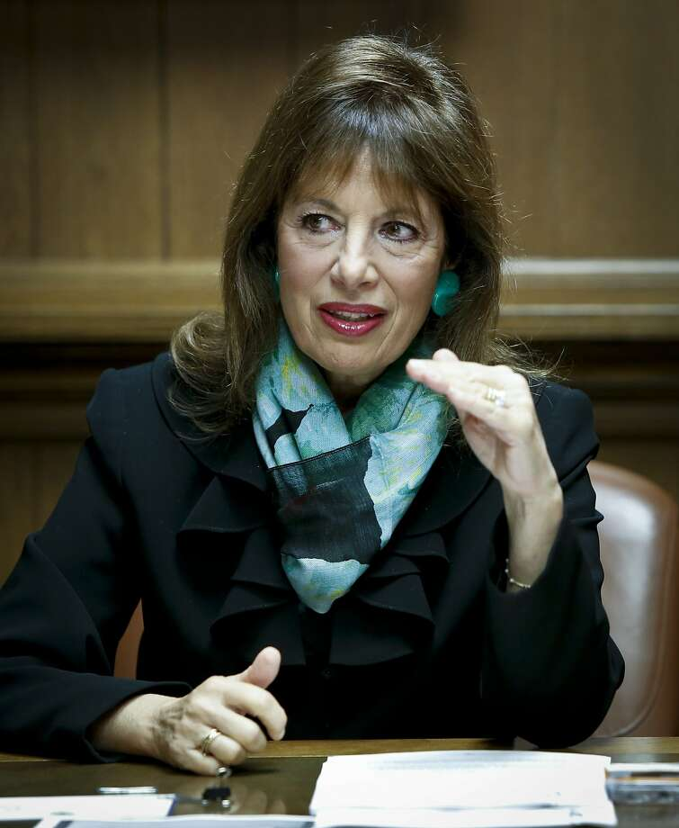 Rep. Jackie Speier, D-Hillsborough, is a prime ERA sponsor. Photo: Russell Yip, The Chronicle