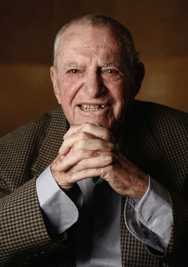 """Menahem Golan produced several 1980s action films, including """"The Delta Force."""" Photo: Ian Gavan, Getty Images"""