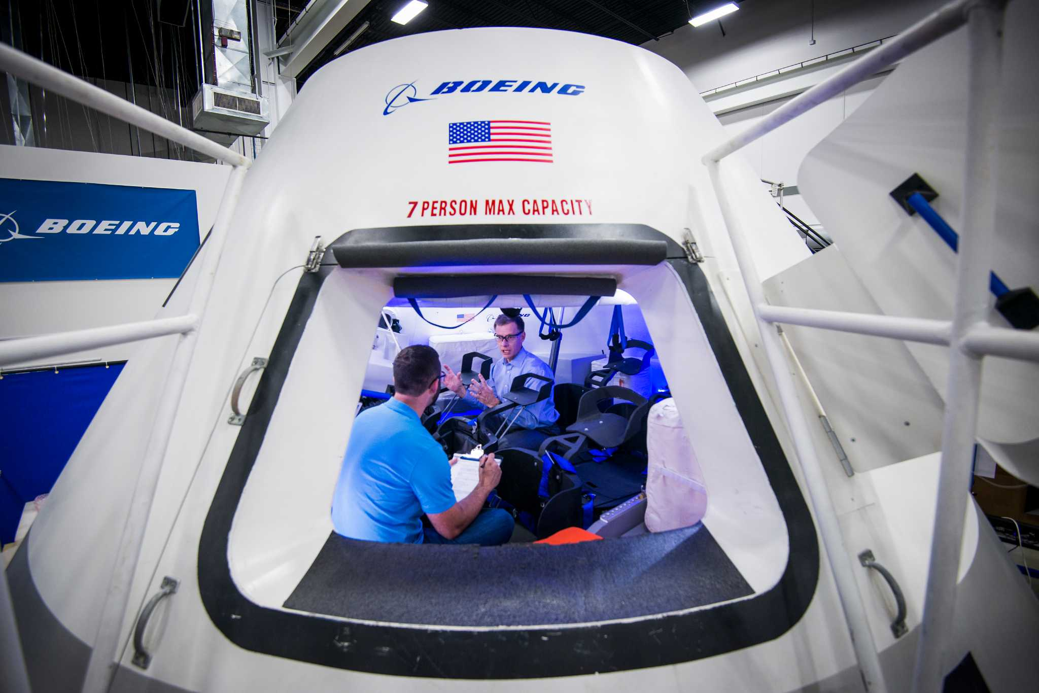 3 Commercial Companies Compete In New Space Race