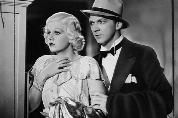 "Jean Harlow and Lee Tracy in ""Bombshell"": Just great."