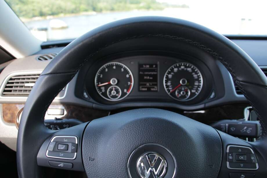 VW's problem in the U.S. is that they could be selling a lot more Passats. For the year 2013, according to the goodcarbadcar.net auto stats Web site, Toyota, the midsize sales leader, sold 408,484 Camrys;  Honda moved 366,678 Accords; and Nissan saw sales of 320,723 Altimas. For the same time period, VW sold 109,652 Passats.