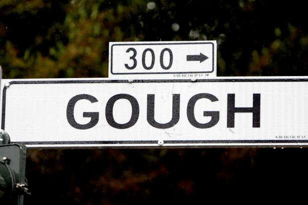 Probably one of the more unforgivable San Francisco mispronunciations is calling Gough Street 'go' street. It's 'goff,' which doesn't really make much sense until you realize the S.F. street rhymes with 'cough.'