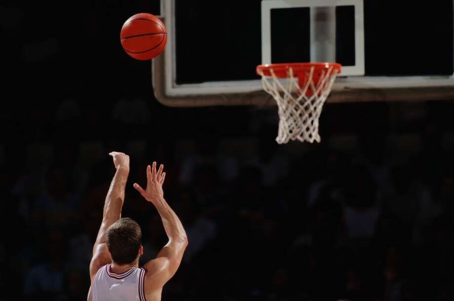 Applicant claimed to have been a high school basketball free throw champion. He admitted it was a lie in the interview. Photo: Getty Images