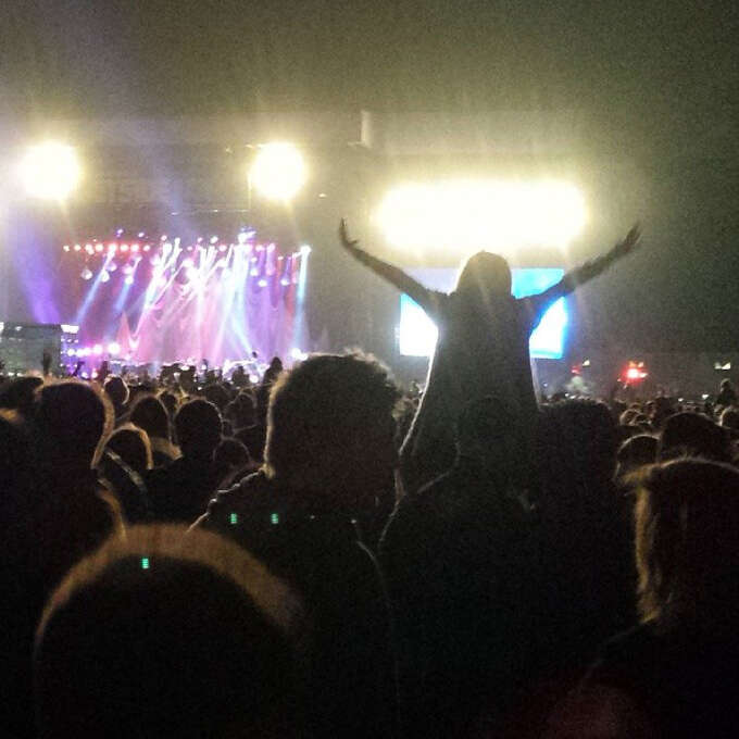 Tom Petty on Lands End Stage. Photo: Courtesy Douglas Zimmerman