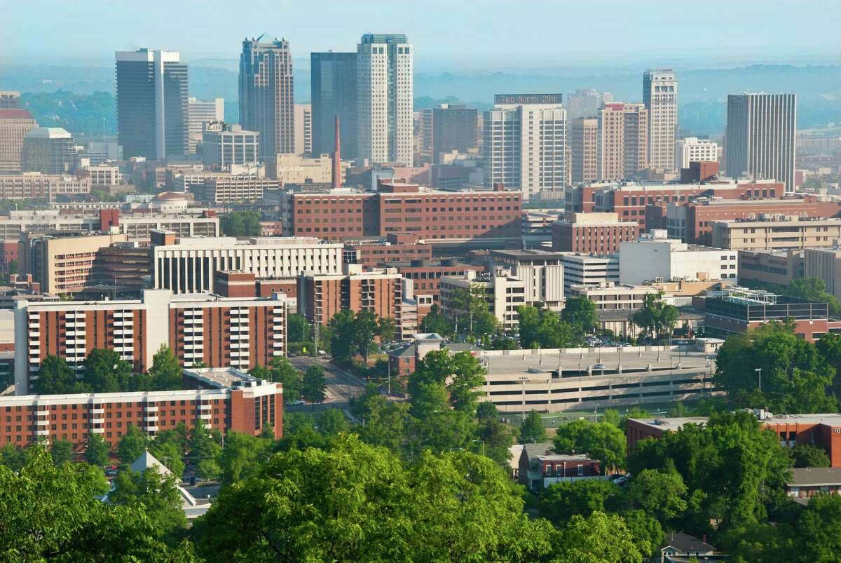 City: BirminghamForbes ranking: 95Inequality ranking: 23Percent of people in poverty: 15.3 percentIncrease in poverty: 20.3 percent
