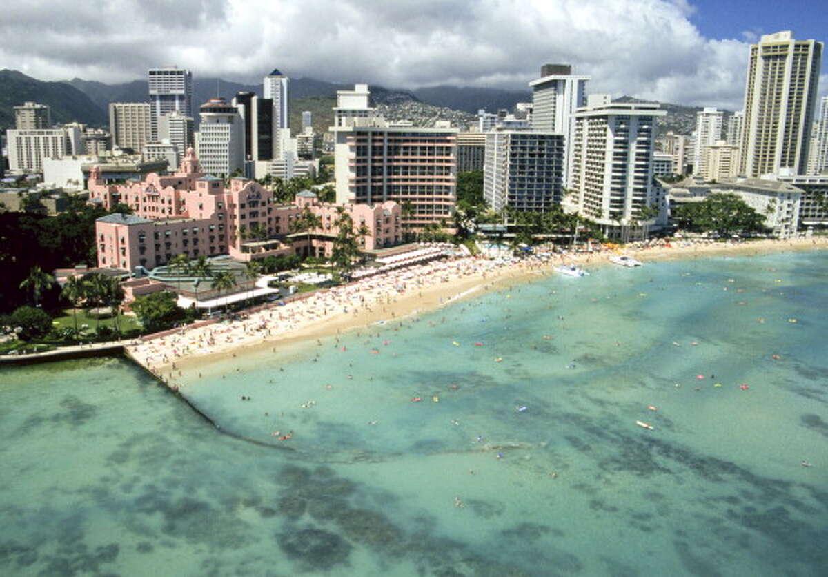 50. Hawaii Obesity rate: 21.8 percent