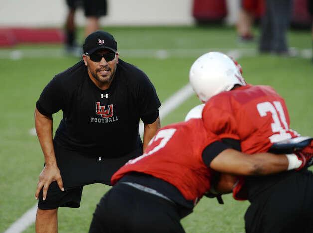 lamar assistant coach refocuses career path beaumont