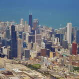 The Windy City is also one of the most liberal.