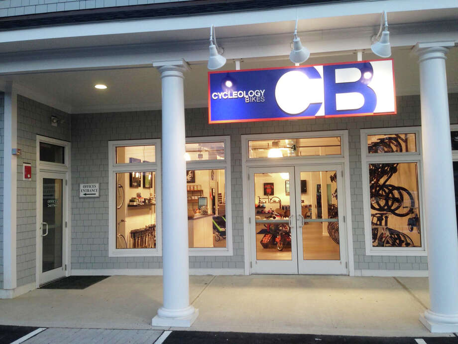 Cycleology Bikes has opened at 1 Saco Hill Road with a line of bicycles, cycling apparel and accessories for children and adults. Photo: Fairfield Citizen/Contributed / Fairfield Citizen