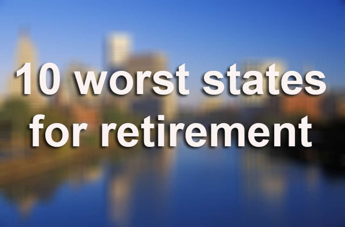 So where does a retiree have to go to enjoy life after years of service? If you get to choose where to live during your retirement years, here's a list of the worst and best states to consider. Read the list Forbes.comSource:Forbes.comPhotos compiled by Cinde Ramirez