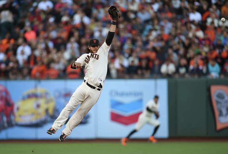 What local CEOs have great Giants tickets? See the five largest San Francisco Bay Area public companies that sponsor the team. Visit PassFail for more information about these companies and others. Photo: Thearon W. Henderson, Getty Images / 2014 Getty Images