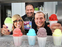 Micalizzi's Italian Ice took the top spot in our 'Best of Summer: Italian Ice' readers' poll.