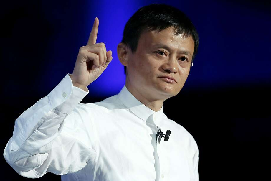 Alibaba Executive Chairman Jack Ma seeks to curtail fakes. Photo: Kiyoshi Ota, Bloomberg