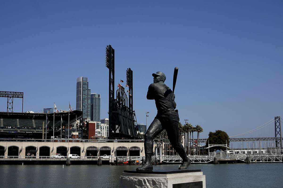 AT&T park in San Francisco, Calif., on Monday, August 11, 2014.