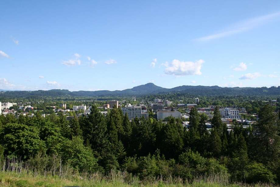 8. Eugene, Oregon
