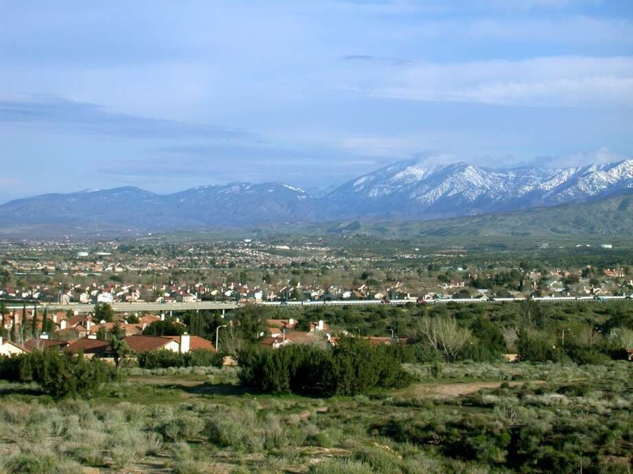 9. Palmdale, California