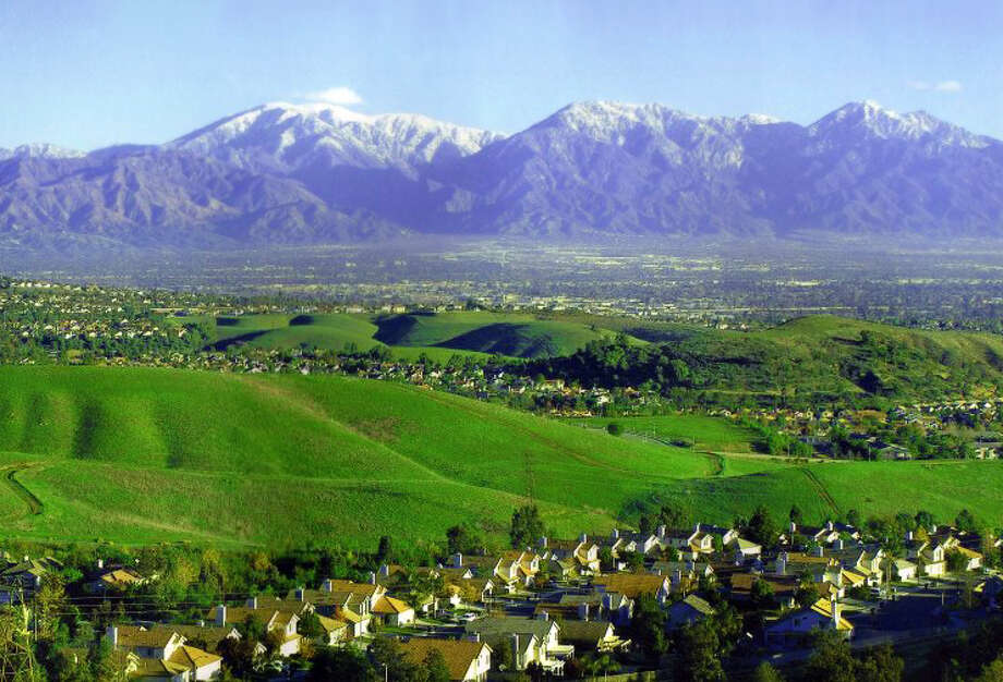 7. Chino Hills, CaliforniaMean weekly hours worked: 37.9Mean travel time to work (in minutes): 37.2Median earnings: $59,508Median gross rent: $1,790 Photo: Ab189, Wikimedia