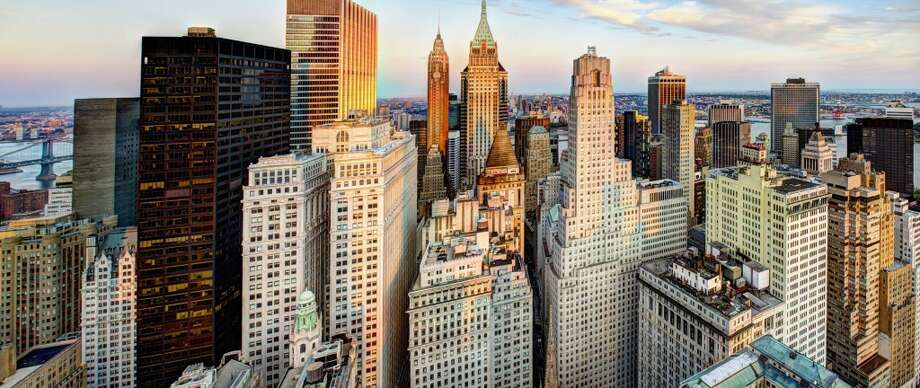6. New York, New YorkMean weekly hours worked: 39.1Mean travel time to work (in minutes): 39.3Median earnings: $46,754Median gross rent: $1,196 Photo: Tony Shi Photography, Getty Images