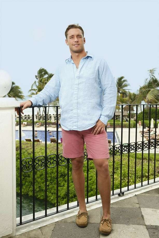 BACHELOR IN PARADISE:  DYLAN PETITT, Andi's season (Gordon Gekko) Photo: Bob D'Amico, ABC / © 2014 American Broadcasting Companies, Inc. All rights reserved.