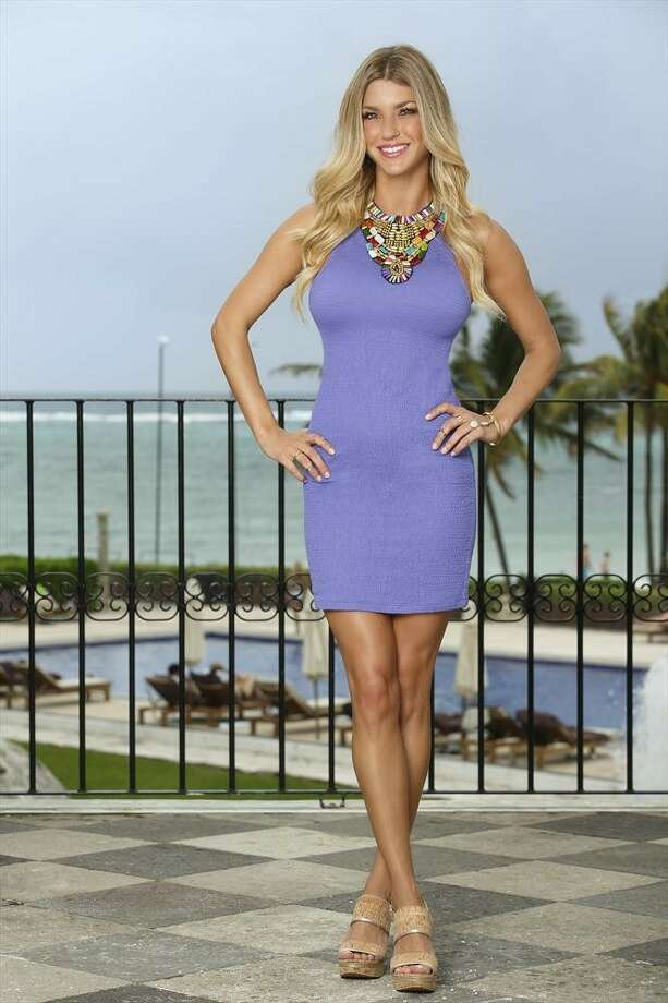 BACHELOR IN PARADISE: ASHLEE FRAZIER, Dallas Sean's season (ashhLEEiegH) Photo: Bob D'Amico, ABC / © 2014 American Broadcasting Companies, Inc. All rights reserved.