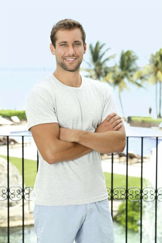 BACHELOR IN PARADISE:  MARCUS GRODD, Andi's season (Texas Pole) Photo: Bob D'Amico, ABC / © 2014 American Broadcasting Companies, Inc. All rights reserved.