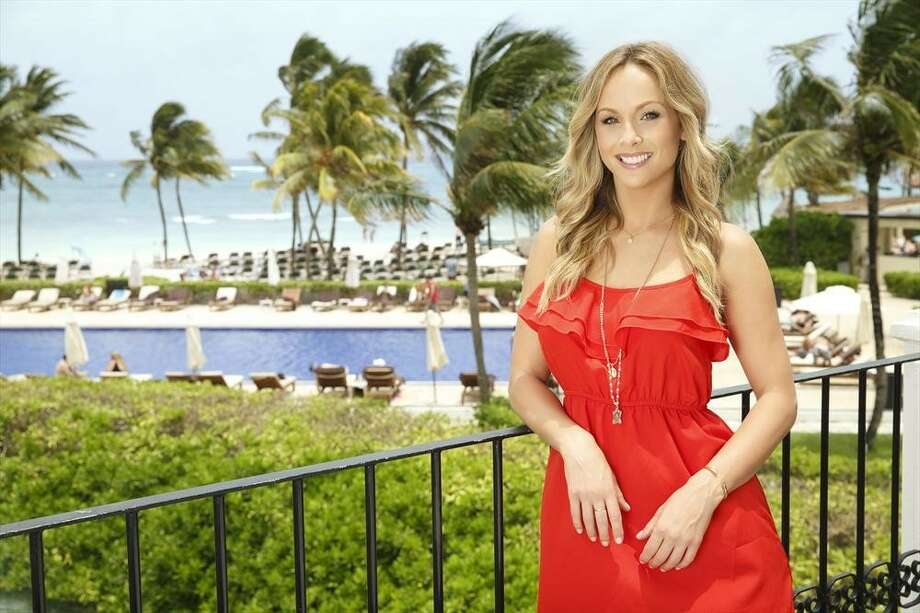 BACHELOR IN PARADISE:  CLARE CRAWLEY, Juan Pablo's season (Niña de Papà) Photo: Bob D'Amico, ABC / © 2014 American Broadcasting Companies, Inc. All rights reserved.