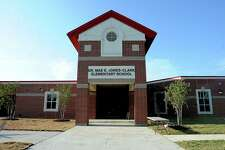 """Six of the 27 BISD campuses rated by the state agency received an """"improvement required"""" rating. Those campuses include Austin Middle School, Willie Ray Smith Middle School, Pietzsch-MacArthur Elementary School, Martin Elementary School, Dr. Mae E. Jones-Clark Elementary School (pictured) and Fehl-Price Elementary School. Enterprise file photo."""
