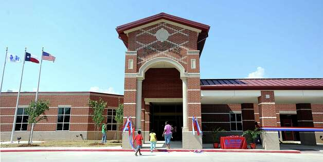 "Six of the 27 BISD campuses rated by the state agency received an ""improvement required"" rating. Those campuses include Austin Middle School, Willie Ray Smith Middle School, Pietzsch-MacArthur Elementary School, Martin Elementary School, Dr. Mae E. Jones-Clark Elementary School (pictured) and Fehl-Price Elementary School (pictured).  Enterprise file photo. Photo: File Photo"