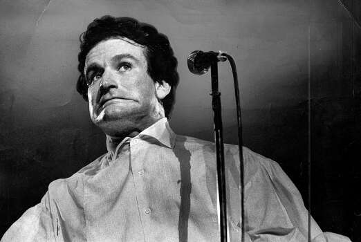 Robin Williams, September 28, 1981. Williams was found dead at his home in Marin County on Monday, Aug. 11, 2014. He was 63. Photo: Steve Ringman, The Chronicle