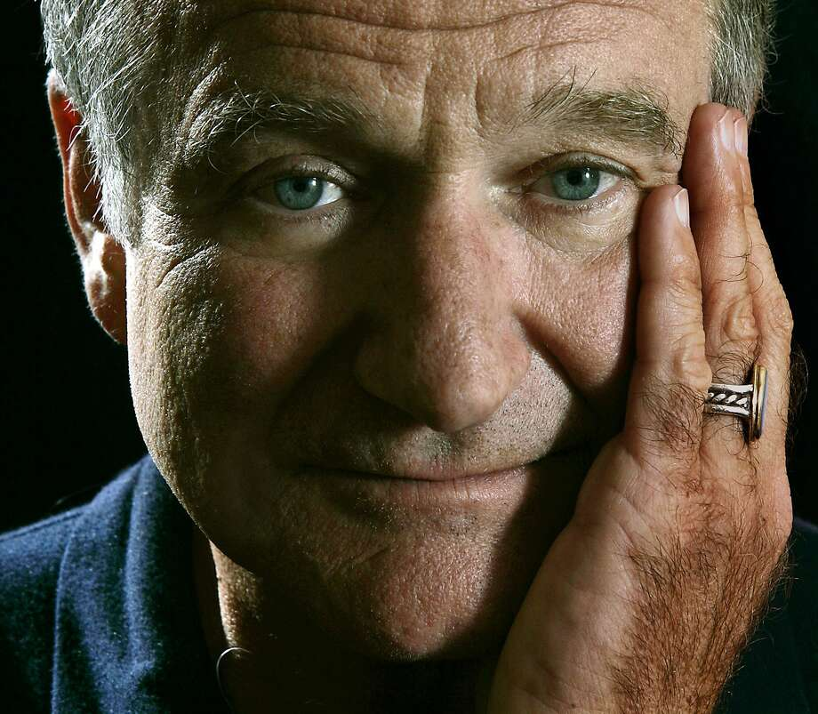 Robin Williams was a civic treasure. Photo: Ken Hively, McClatchy-Tribune News Service