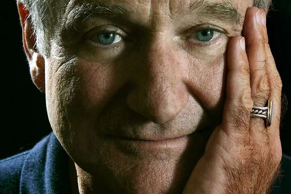 Robin Williams died on Monday, Aug. 11, 2014. He was 63. Here, the actor is pictured at the Four Seasons Hotel in Beverly Hills in August 2009. (Ken Hively/Los Angeles Times/MCT)