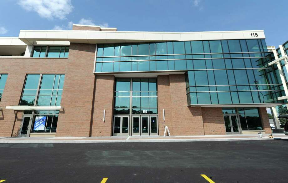 Exterior of the new Ellis Primary Care - Glenville office on Monday, Aug. 11, 2014 in Glenville, N.Y. (Lori Van Buren / Times Union) Photo: Lori Van Buren / 00028124A