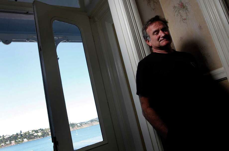 Robin Williams was found Monday dead at his Marin County, Calif., home. Photo: Carlos Avila Gonzalez, SFC Staff / San Francisco Chronicle