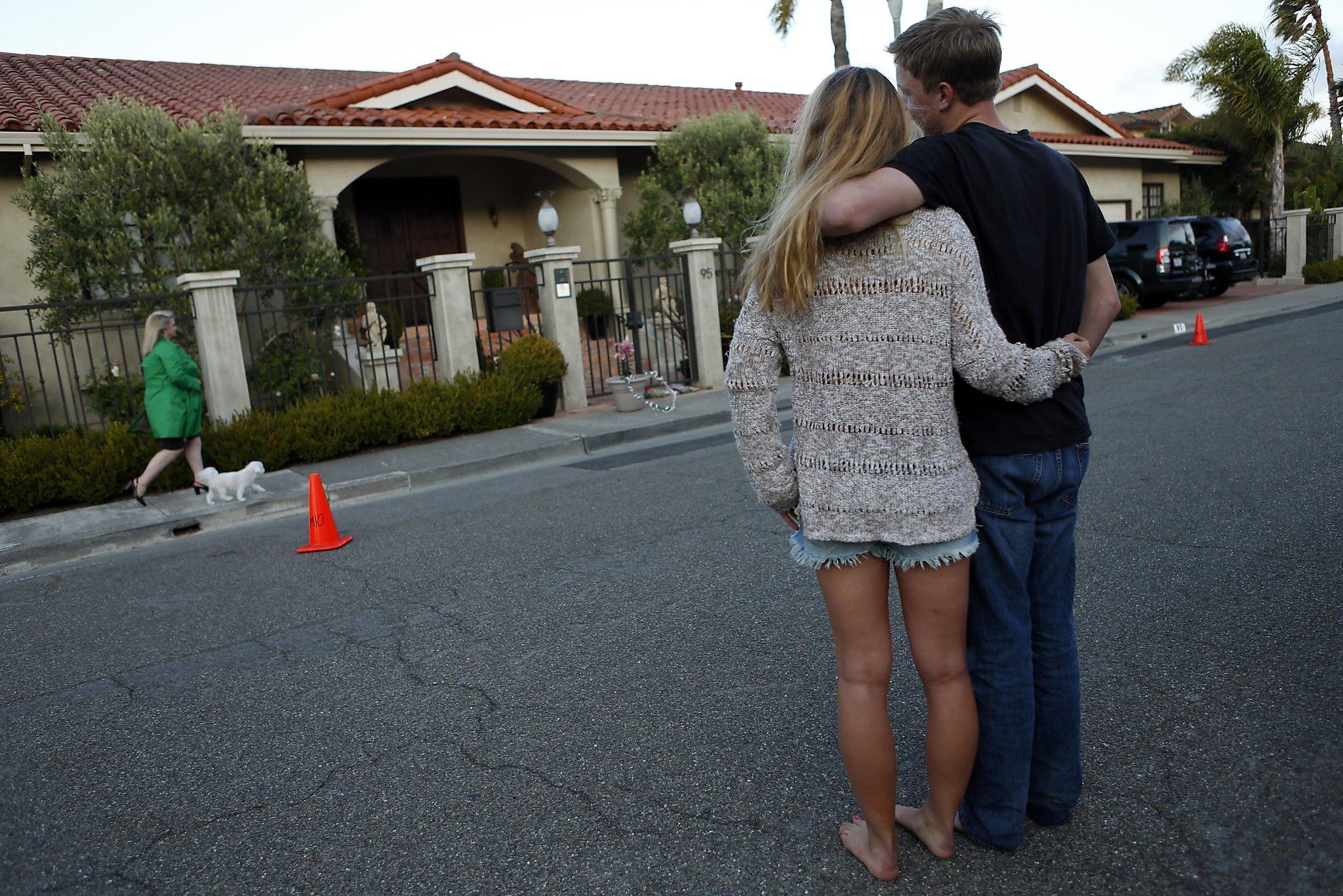 in robin williams tiburon neighborhood grief and fond memories sfgate - Robin Williams Houses