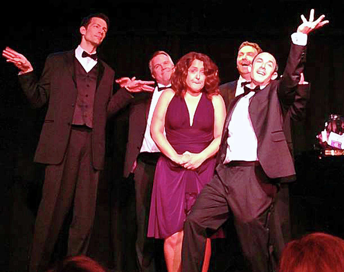 The Quick Center's season opener, ìBroadwayís Next H!t Musical,î is on stage Sept. 19 . The improvisational comedy comes to Fairfield straight from New York City.