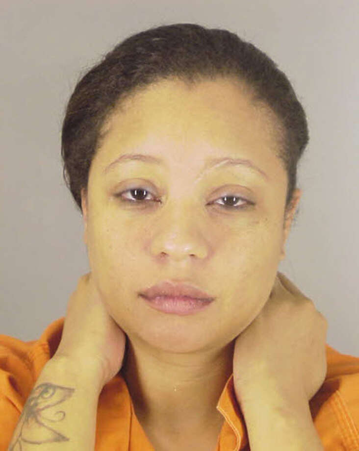 August 12:Beaumont resident Shannon Martin was charged with aggravated assault after allegedly stabbing another woman multiple times during an altercation. Photo: The Enterprise