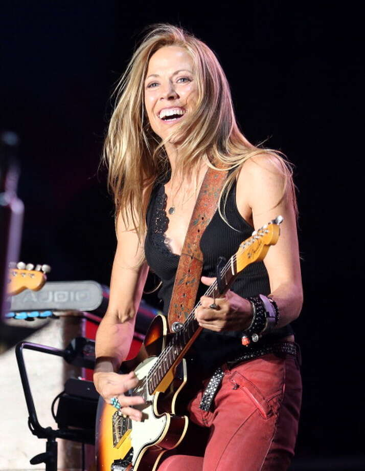 Sheryl CrowBorn: 1962Crow has been notably involved with actor Owen Wilson, musician Eric Clapton, and cyclist Lance Armstrong. Photo: Christopher Polk, Getty Images / 2012 Getty Images