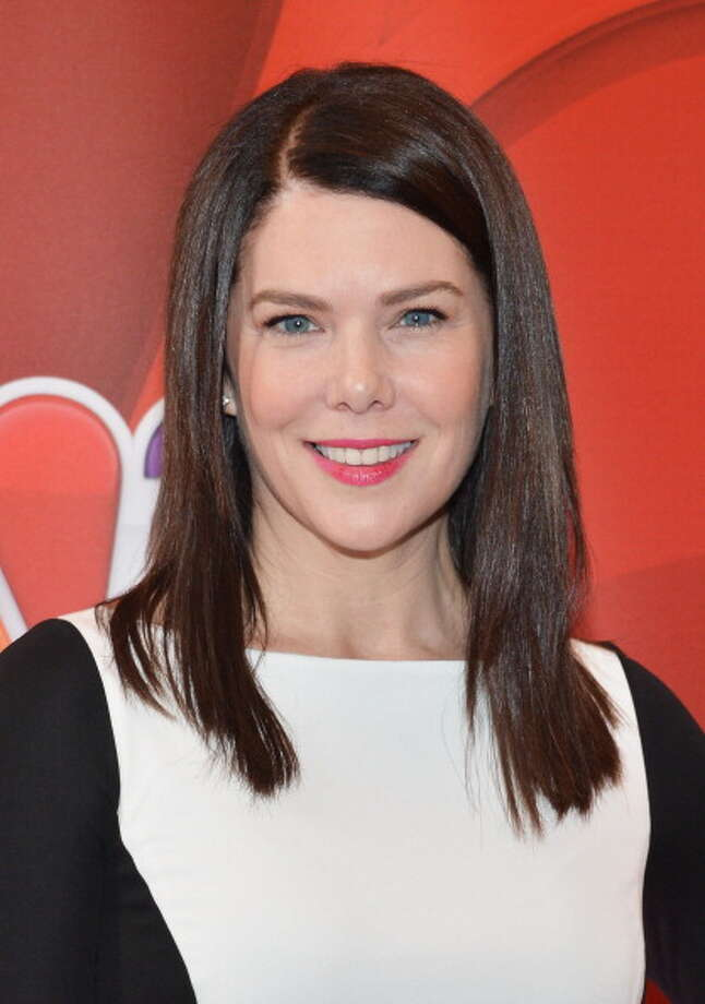 Lauren Graham Born: 1967Graham has dated actor Peter Krause since 2010.  Photo: Slaven Vlasic, Getty Images / 2013 Getty Images