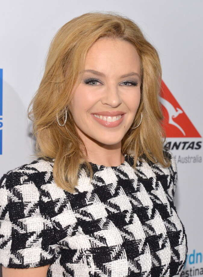 Kylie MinogueBorn: 1968Australian superstar Kylie Minogue has never been married. In the late eighties, she dated INXS front man Michael Hutchence, and she also dated actor Olivier Martinez from 2002-2007. Photo: Alberto E. Rodriguez, Getty Images / 2014 Getty Images