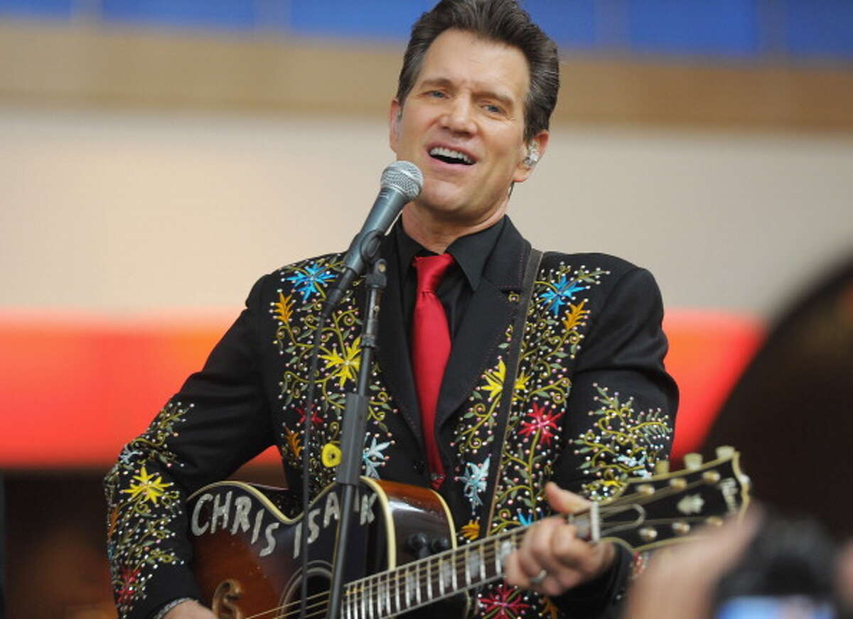 Chris Isaak Born: 1956For all his good looks he's never been hitched.