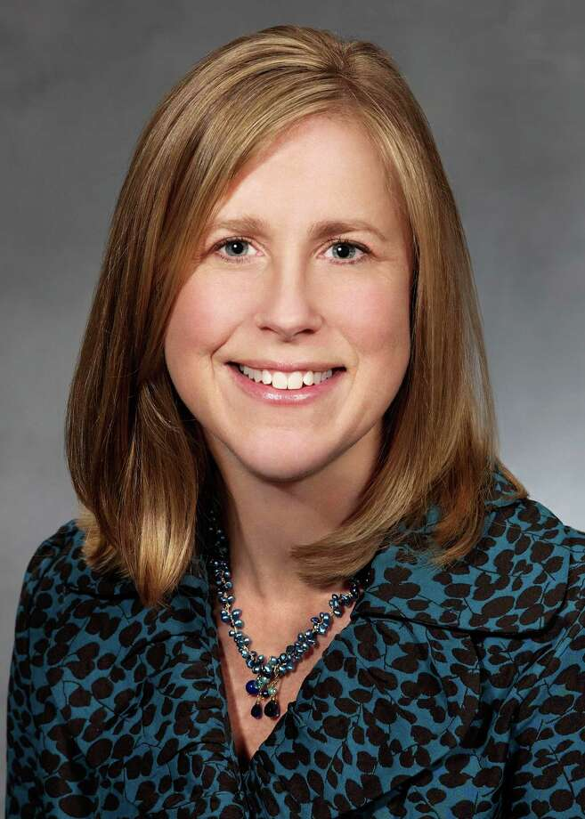 Allison Donaldson is an investment adviser with HTG Investment Advisors, of New Canaan. Photo: Contributed Photo, Contributed / New Canaan News Contributed