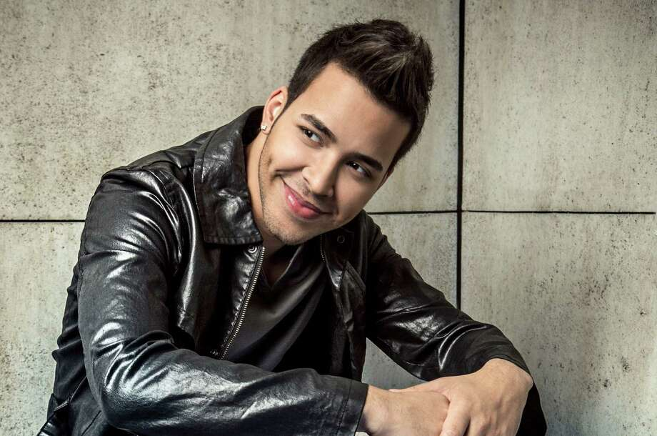 Bachata singer Prince Royce will perform at the Tobin Center on Wednesday, April 1, 2020 Photo: Sony Music US - Latin / omar cruz