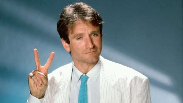 A file photo of Robin Williams.