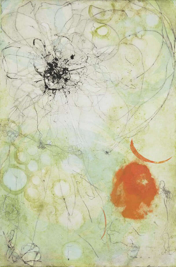 "New Canaan resident Cynthia MacCollum presents ""Continuum,"" an exhibition of collagraph prints, which opens at New Canaan Library's H. Pelham Curtis Gallery on Saturday, Aug. 23, and runs through Oct. 5. Photo: Contributed Photo, Contributed / New Canaan News Contributed"
