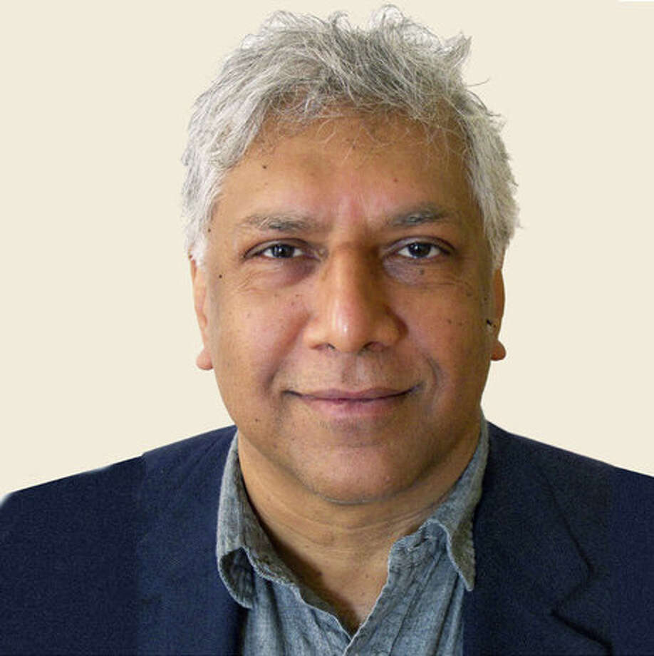 Vijay Seshadri, the 2014 Pulitzer Prize winner for poetry, will speak at New Canaan Library Thursday, Aug. 21, in the Adrian Lamb Room. Photo: Contributed Photo, Contributed / New Canaan News Contributed